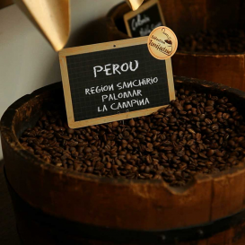Pérou - Région Sanchirio Palomar - La Campina