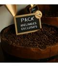 Pack cafés mélanges exclusifs