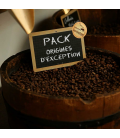 Pack cafés Origines d'Exception 3 X 100g