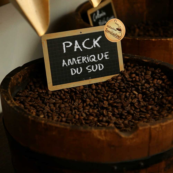 Pack Amérique du Sud