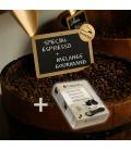 Pack sélection café petit déjeuner + 100 capsules vides Nespresso