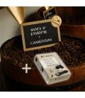 Pack café Afrique + 100 capsules vides Nespresso