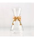 Cafetière Filtre Chemex - 3 tasses - 55 cl