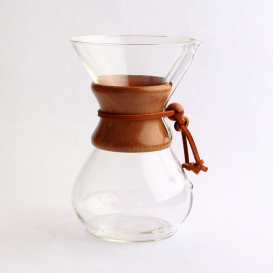 Cafetière Filtre Chemex - 6 tasses - 90 cl