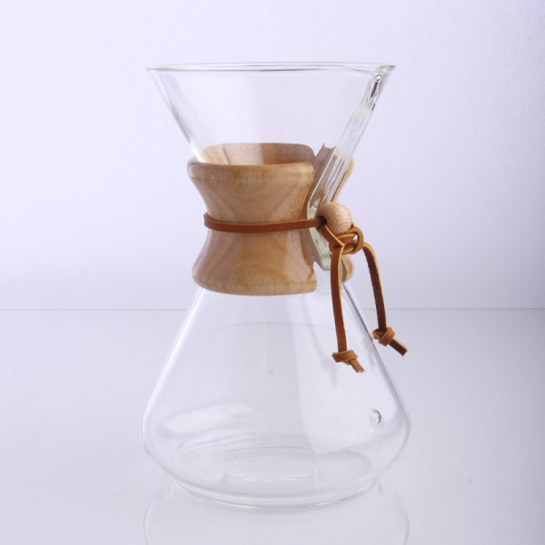Cafetière Filtre Chemex - 8 tasses - 1.2 l