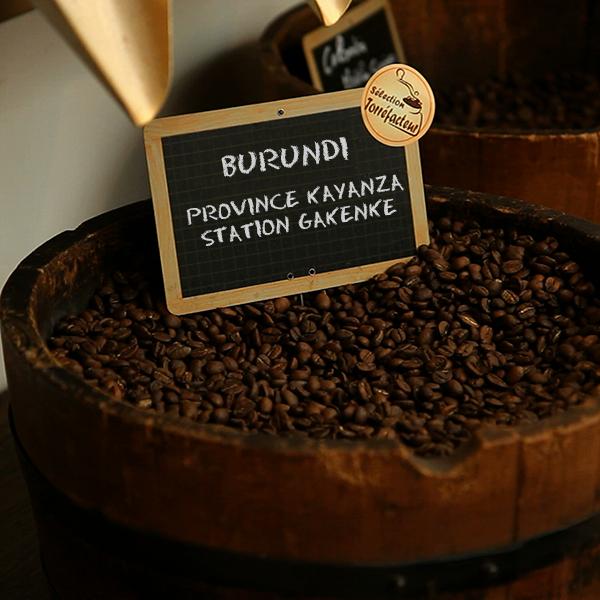 Café du Burundi - Gakenke