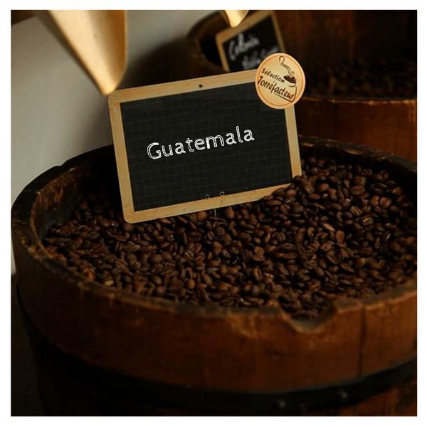 Café du Guatemala en grain ou moulu