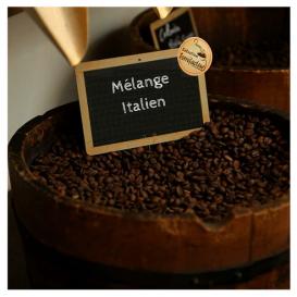 Café Mélange Italien en grain ou moulu