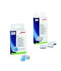 Pack de 6 pastilles de nettoyage et 3 détartrage pour machine Jura
