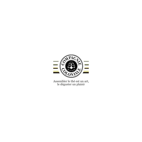 Thé de Noël Compagnie Coloniale 100g vrac logo