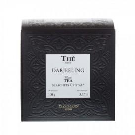 Thé Noir Darjeeling, 50 sachets