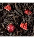 Thé noir 4 fruits rouges Compagnie Coloniale 100g