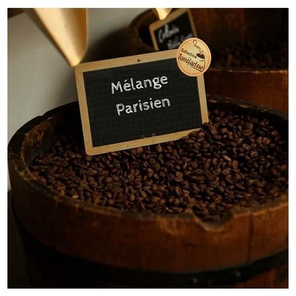 Café Mélange Parisien en grain ou moulu