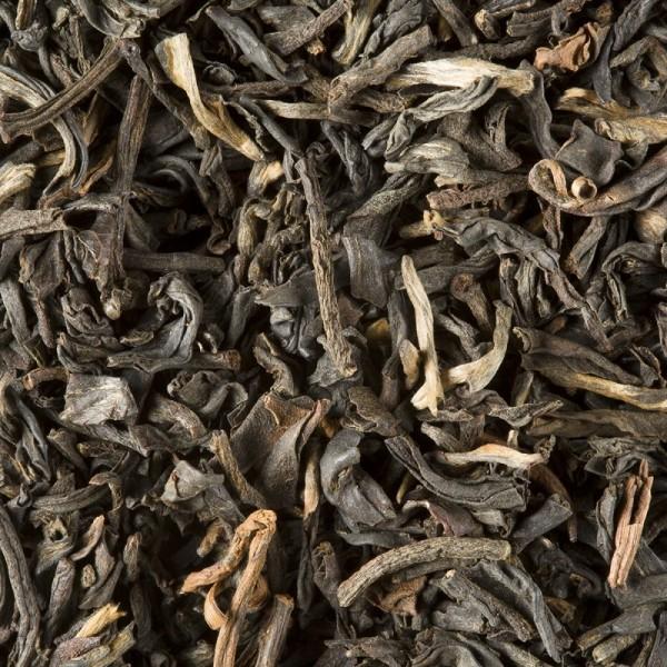 Thé Noir Damman Grand Yunnan, feuilles