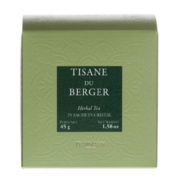 Tisane du Berger Dammann, boîte