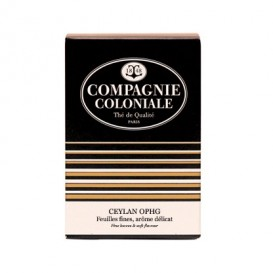 Ceylan OPHG Compagnie Coloniale, boîte 25 sachets