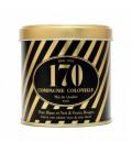 Thé Anniversaire 170 ans Compagnie Coloniale, boîte de 100g