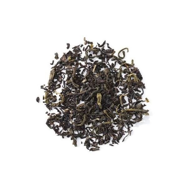 SECRET TIBÉTAIN - Thé noir aromatisé BIO George Cannon - Feuilles
