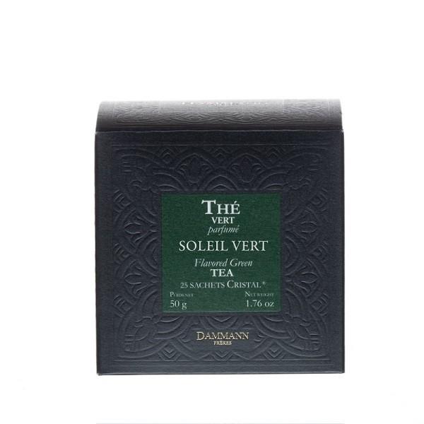 Thé Vert l'Oriental, 25 sachets