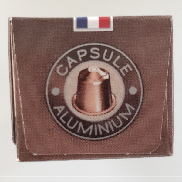 Spécial Expresso, 10 capsules compatibles Nespresso allu