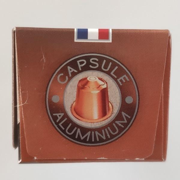 Pérou la Campina, 10 capsules compatibles Nespresso allu
