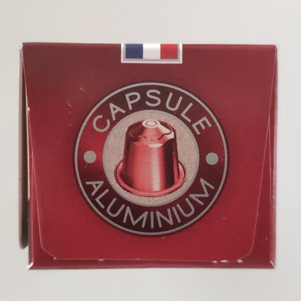 Arôme Corsé, 10 capsules compatibles Nespresso allu