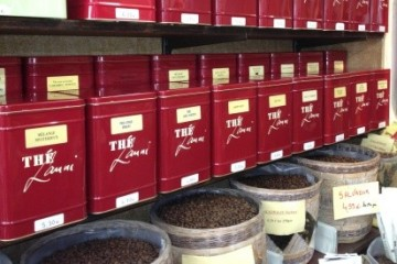 Le café : un produit mondialisé