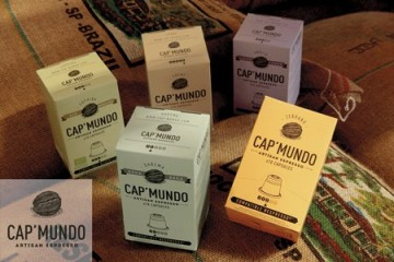 Nos cafés Cap'Mundo